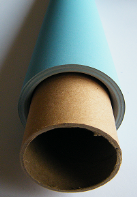 Sky Blue Premier Display Paper Roll 15 Metre x 1218mm Super Wide